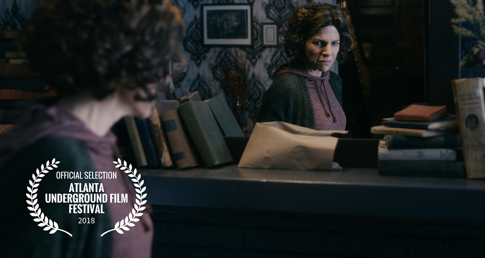 Writer's Block Official Selection at Atlanta Underground Film Festival