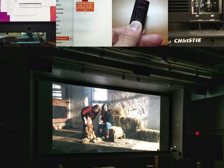 DIY DCP: Open Source Digital Cinema Package Encoding Experience