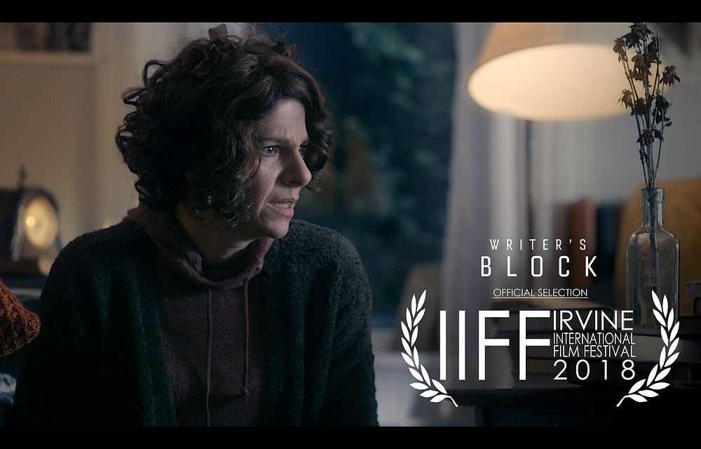 Writer's Block at IIFF 2018