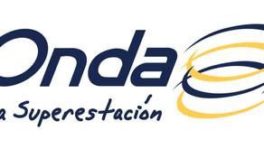 """Radio Interview with Viviana Gibelli in """"Lo Mejor de Todo"""" Radio Show, Onda 107.9FM Caraca"""
