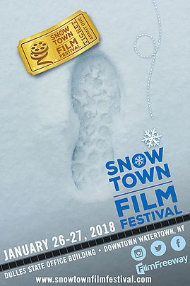 Snowtown Film Festival Poster