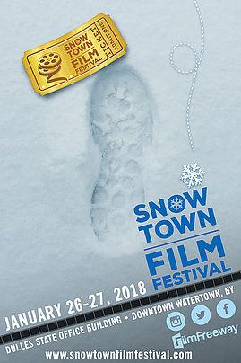 Snowtown Film Festival Poster