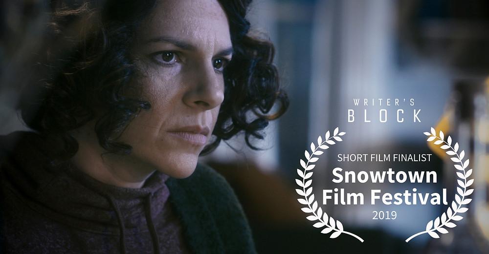 Writer's Block Finalist at Snowtown Film Festival