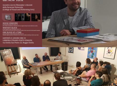 Reggio Film Festival Special Screening Session