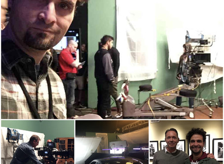 American Society of Cinematographers ASC Master Class.