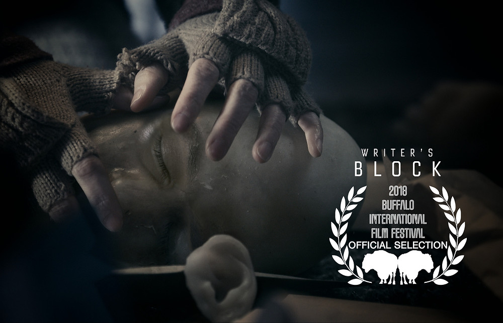 Writer's Block Official Selection at BIFF
