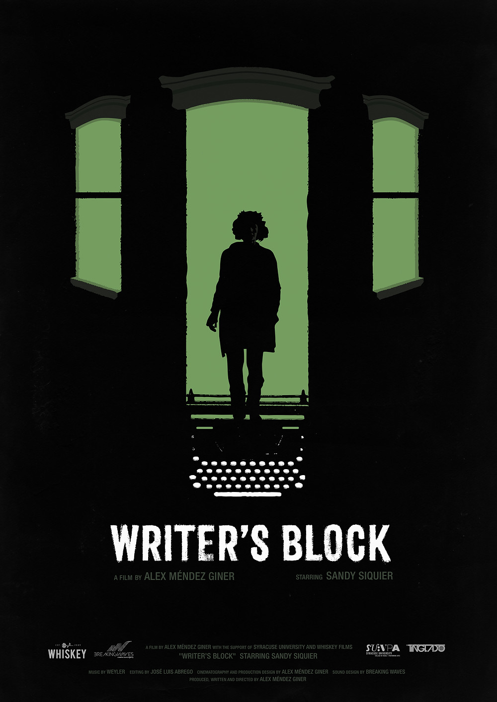 Writer's Block Official Poster