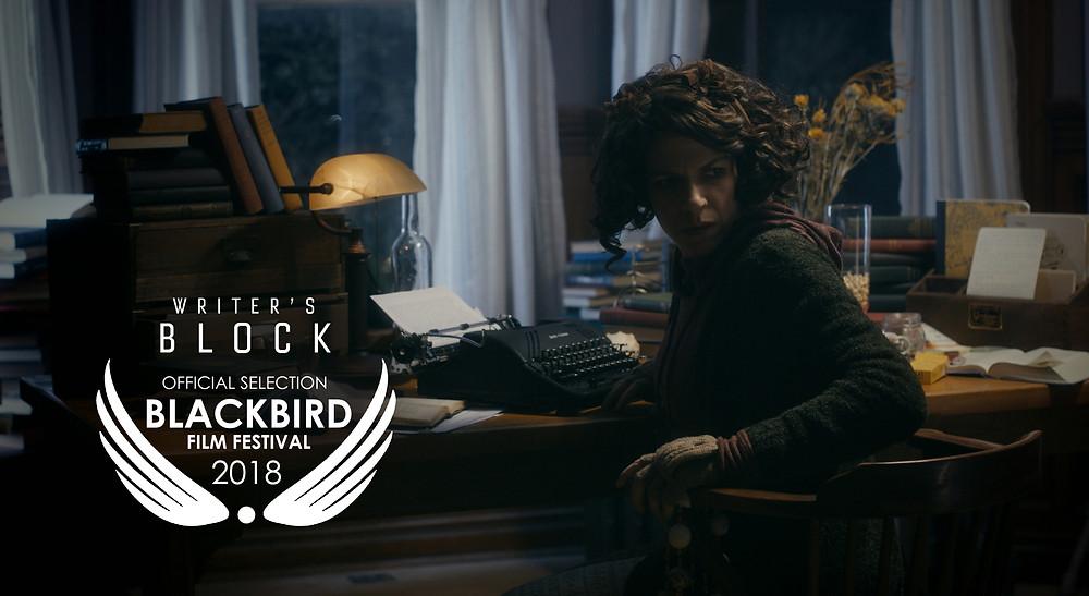 Writer's Block at Blackbird Film Festival