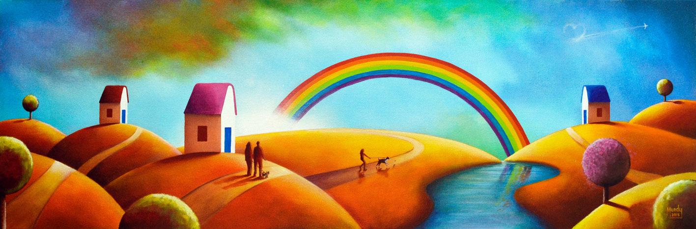 Rainbow Strolling