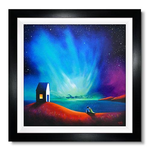 Bliss - Framed Canvas