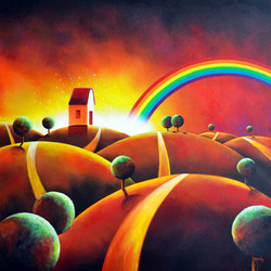 Somewhere over the rainbow II
