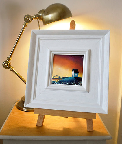 Light on the Tyne