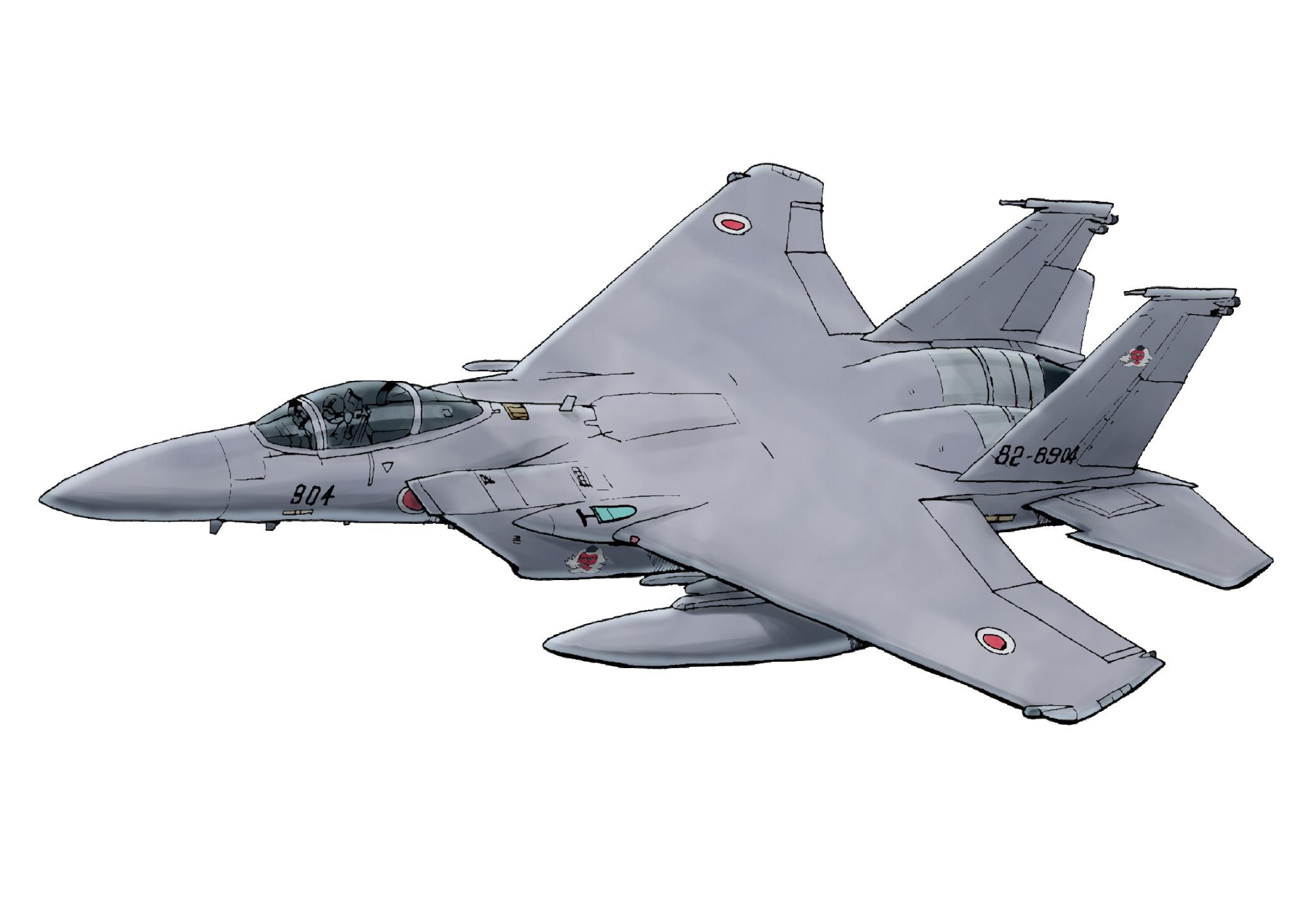F-15「イーグル」