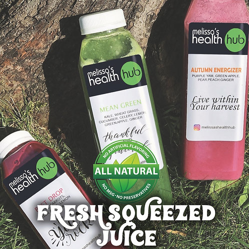 All Natural Juices
