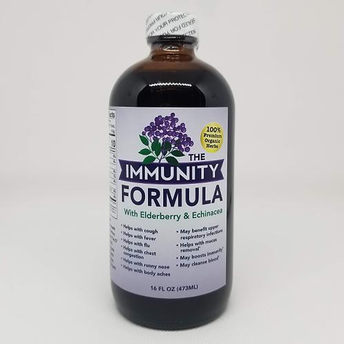 Immunity Formula w/ Elderberry & Echinacea