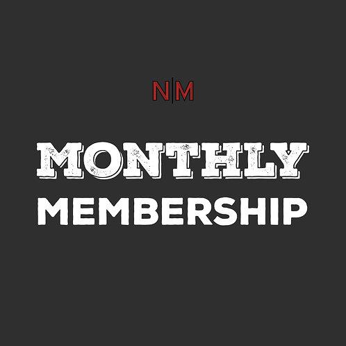 Monthly MakerLab Membership