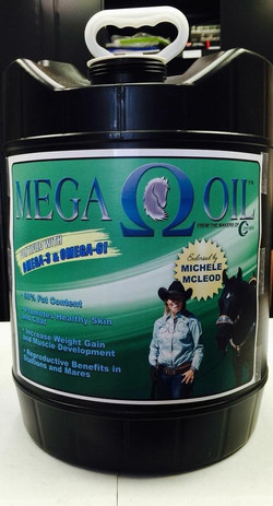 Mega Oil by Oxygen