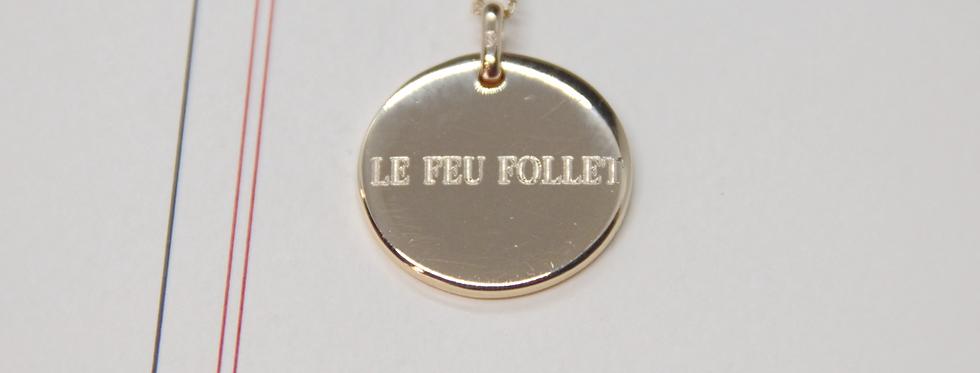 LE FEU FOLLET