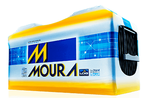 Bateria Moura 180Ah - M180BD