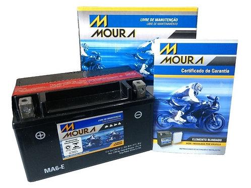 Bateria Moura MA6-E - 6Ah