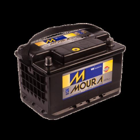 Bateria Moura 75Ah - M75LD