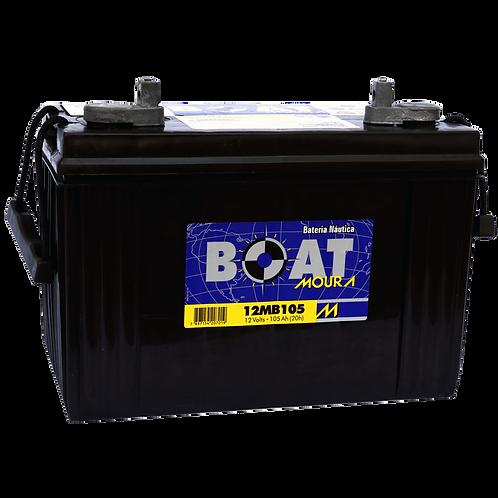 Bateria Moura Boat 12MB105 105Ah
