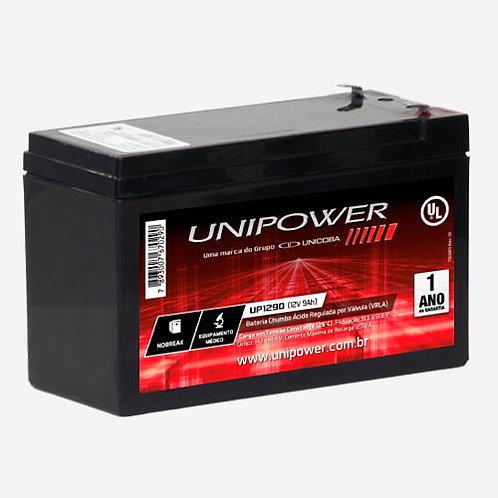 Bateria Unipower 12v 9Ah - UP1290