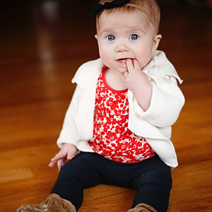 Etta Rose - 6 Months