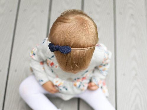 Elastic Headband Bow