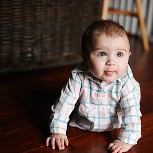 Riley 6 Months