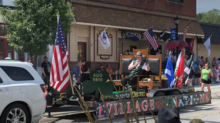 Register for a spot in the Sparta Town & Country Days Parade!
