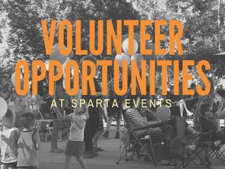 Summer Volunteer Opportunities