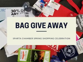 Bag Give Away!