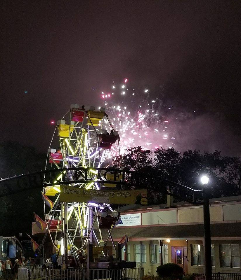 T&C Fireworks