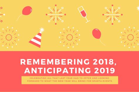 Remembering 2018, Anticipating 2019