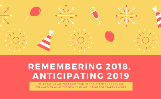 Remembering 2018, Anticipating 2019