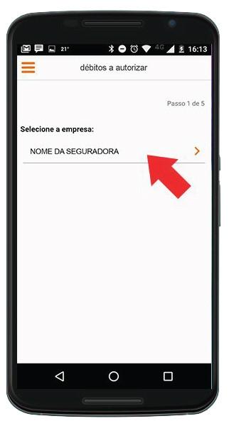 Itau app 3
