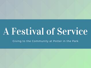 A Festival of Service