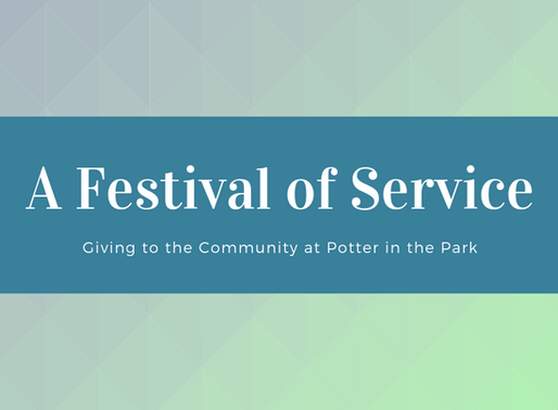 A Festival of Service