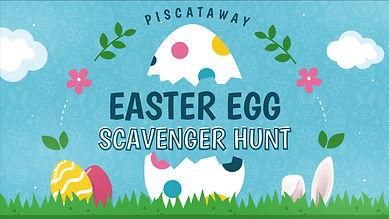 Easter Egg Scavenger Hunt - 16-9 Graphic