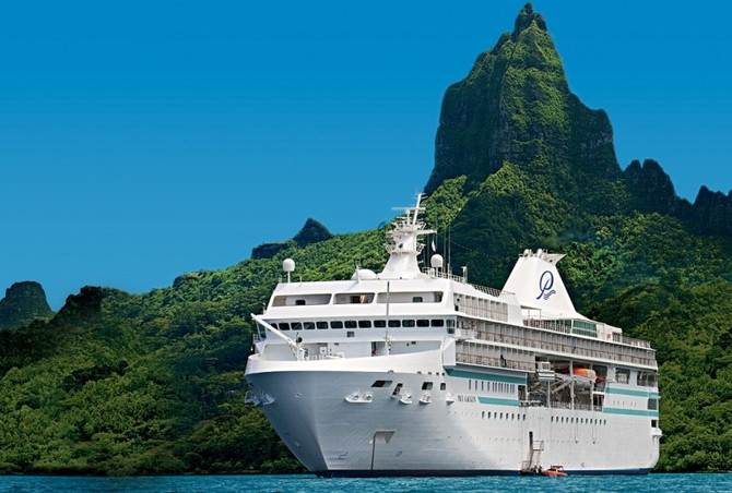 Society Islands, Cook Islands, Tonga & Fiji on a 13–night Paul Gauguin Cruise