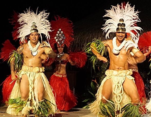 Ori Tahiti IC Tahiti