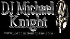Michael Knight 2 x 1 Flyer Logo Picture.