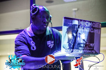 DJ Michael Knight at The Parlor in Bellevue, Wa With DJ Polo 5/6/2017