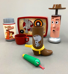 Woody Collectibles