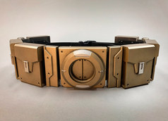 Batman Dark Alley Belt
