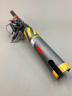 Post-Apocalypse Air Cannon