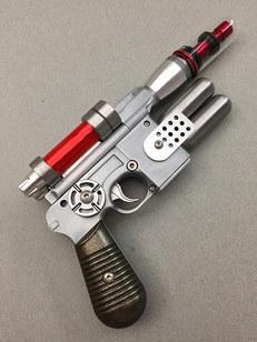 Tesla Atomic Pistol