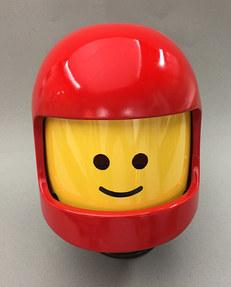 Lego Space Helmet