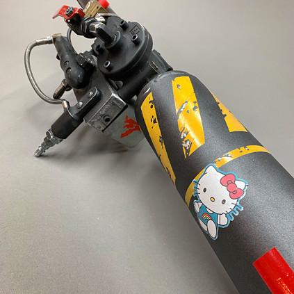 Post-Apocalypse Air Cannon